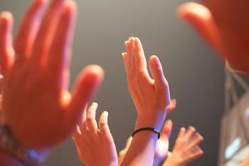 μαθητές χέρι