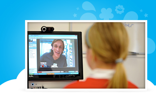 Skype-in-the-Classroom